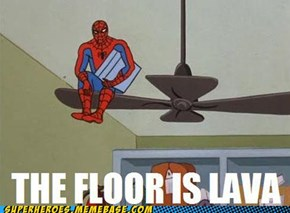 Classic: Spider-Man Knows Best