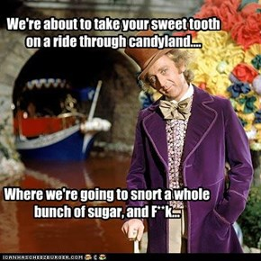 We're about to take your sweet tooth on a ride through candyland....