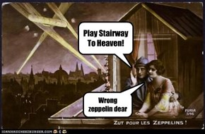 Play Stairway To Heaven!
