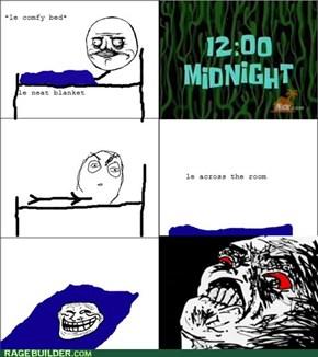 Problem Blanket