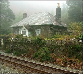 Trackside Cottage, Wales