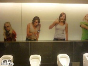 CLASSIC: Urinal WIN