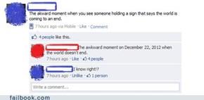 Awkward?