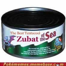 Zubat of the Sea