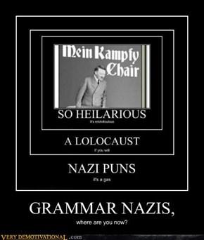 GRAMMAR NAZIS,
