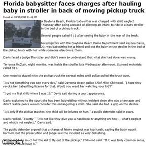 Babysitter Fail