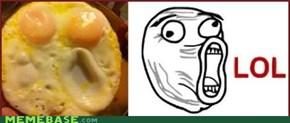 Scrambloled Eggs