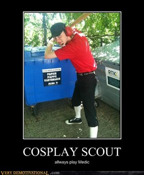 COSPLAY SCOUT