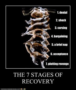 THE 7 STAGES OF RECOVERY