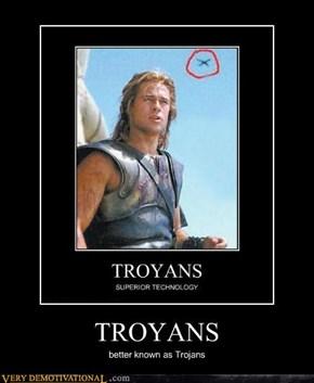 TROYANS