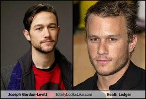 Joseph Gordon-Levitt Totally Looks Like Heath Ledger