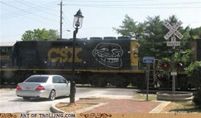 Choo Troll Train