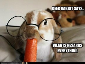 GEEK RABBIT SAYS..