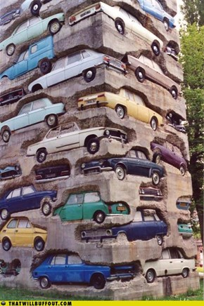 These Fossilized Cars Date Back Millions Of Years