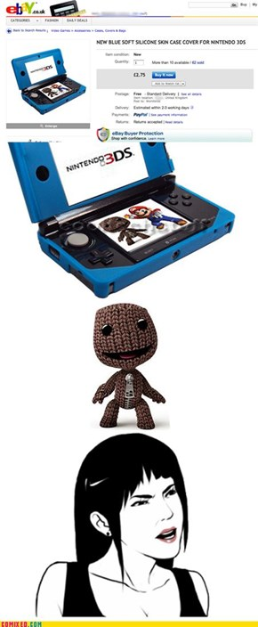 Little Big Planet - Now on the 3DS!