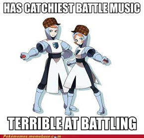 Scumbag Team Plasma Doesn't Want You to Enjoy the Tunes