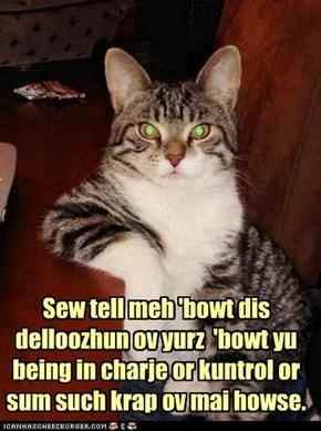 Nobuddy ownz kitteh!
