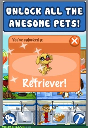 Unlock ALL the pets!!
