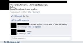 Grammar fail