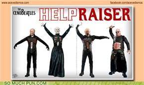 Movie Mashup: Helpraiser