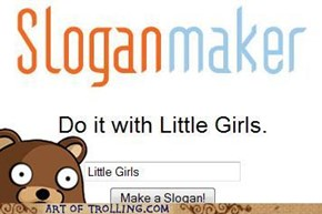 Advertising to Pedobear