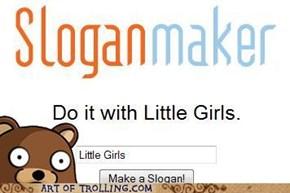 Advertising to Pedobear