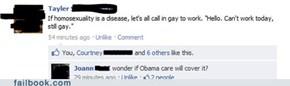 Calling in Gay