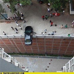 Parking On The Edge