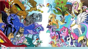 THIS IS EQESTRIA!