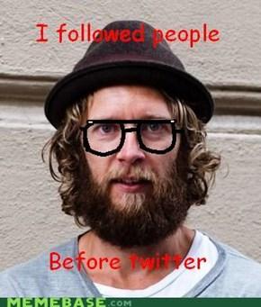 Hipster Stalker