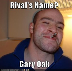 Good Guy Greg Lets Gary Choose First