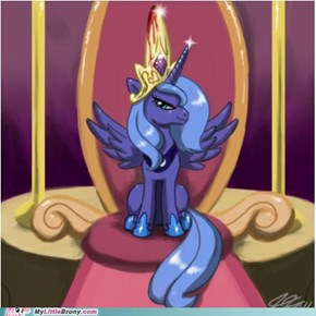 How may I serve you Princess Luna?