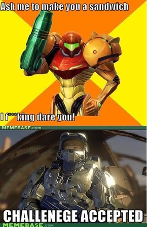 Make Chief a Samusch!