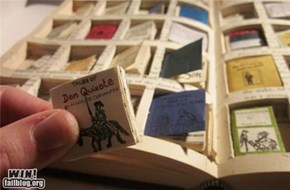 Tiny Books WIN
