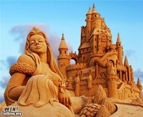 Sand Sculpture WIN