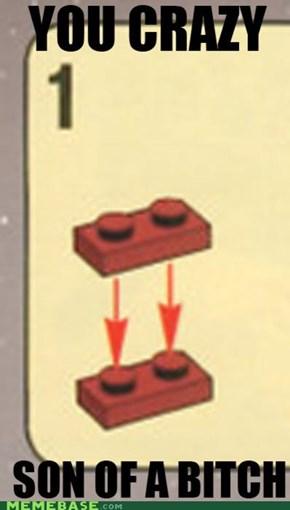 Lego My SANITY
