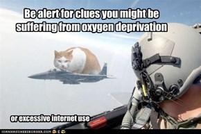 Be alert