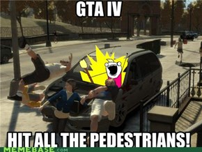 An Average Day in Liberty City...