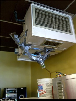 A/C Tear Collector