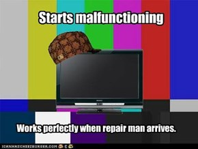 Scumbag TV: Just want's to troll you.