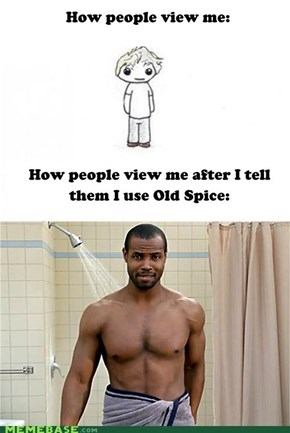 Ladies Love Old Spice
