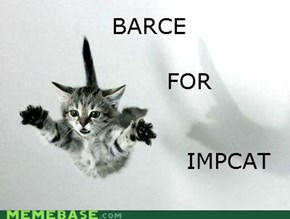 BARCE FOR IMPCAT