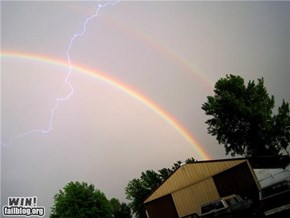 Mother Nature FTW: Make Up Your Mind! Happy or Angry?