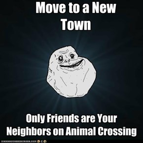 Forever Alone: Animal Crossing