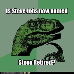 Is Steve Jobs now named