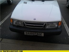 License LOLs: The Beastie Boys' Saab