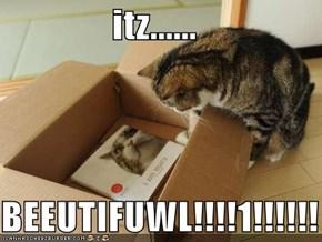 itz......  BEEUTIFUWL!!!!1!!!!!!