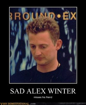 SAD ALEX WINTER