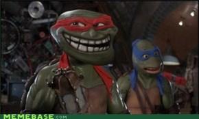 Ninja Turtrolls
