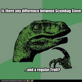 Philosoraptor: Eerily similar